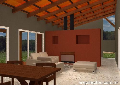 Fotos de viviendas planos procrear c rdoba en for Casas procrear precios